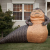 6ft Star Wars Jabba The Hutt Inflatable